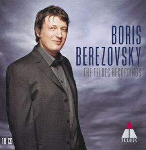 【小閔的古典音樂世界】TELDEC貝瑞佐夫斯基(BorisBerezovsky)貝瑞佐夫斯基:Teldec錄音輯[BorisBerezovsky:TheTheTeldecRecordings]【10CDs】