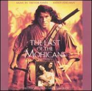 大地英豪-電影原聲帶(Last Of The Mohicans -Soundtrack)【1CD】
