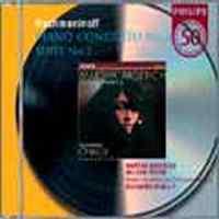 DECCA 阿格麗希 Martha Argerich   拉赫曼尼諾夫:第3號鋼琴協奏曲、