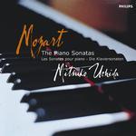 【小閔的古典音樂世界】DECCA 內田光子(Mitsuko Uchida)/莫札特:鋼琴奏鳴曲全集[Mozart: The Piano Sonatas]【5CDs】