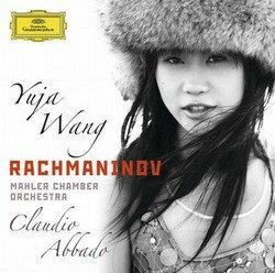 王羽佳 阿巴 拉赫曼尼諾夫 帕格尼尼主題狂想曲 第二號鋼琴協奏曲