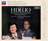 【小閔的古典音樂世界】DECCA 妮爾森(Birgit Nilsson) & 普雷(Hermann Prey) & 馬捷爾(Lorin Maazel)/貝多芬:費黛里奧(Beethoven: Fide..