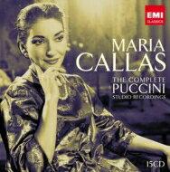 EMI 卡拉絲的普契尼作品錄音全集