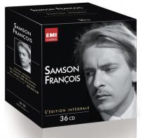 EMI 富蘭梭瓦/鋼琴家富蘭梭瓦的EMI偉大錄音集