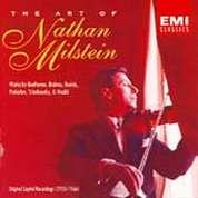 EMI 米爾斯坦/米爾斯坦的小提琴絕藝