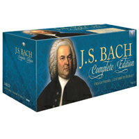 Brilliant巴哈:作品大全集(J.S.Bach:CompleteEdition)【142CDs】