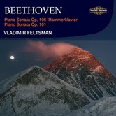 NIMBUS 費爾茲曼(Vladimir Feltsman)/貝多芬:鋼琴奏鳴曲第28號、29號「漢馬克拉維」[Beethoven: Piano Sonata Op.106 & Op.101]【1CD..