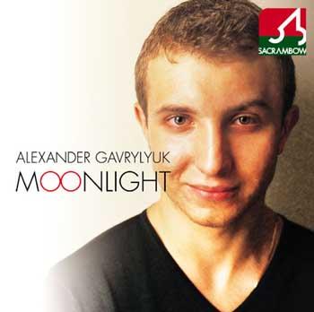 【小閔的古典音樂世界】SACRAMBOW伽佛利柳克(AlexanderGavrylyuk)海頓、貝多芬、布拉姆斯、拉赫曼尼諾夫:鋼琴作品輯[Moonlight]【1CD】