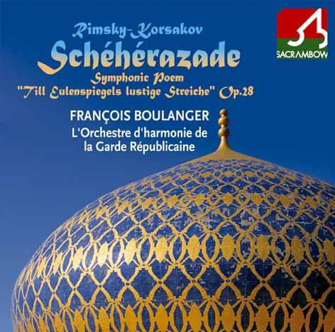 【小閔的古典音樂世界】SACRAMBOW 伯蘭傑 François Boulanger