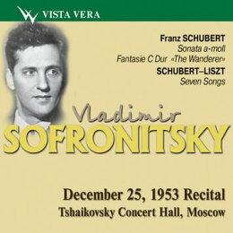 VISTA VERA 索佛尼斯基/索佛尼斯基彈奏舒伯特鋼琴曲