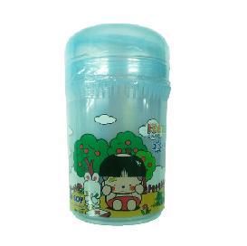 西瓜太郎 7R070684-60 圓筒12色彩色筆 (隨機出貨) / 盒