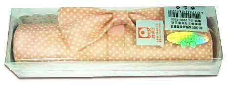 歐菲士 OF~5000 蝴蝶結 包~卷卷筆袋 顏色 出貨    個