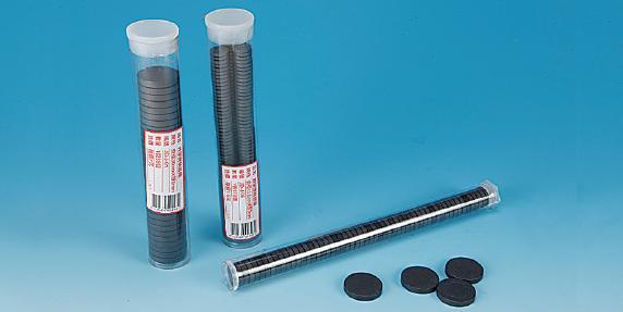 <br/><br/>  進大 JD-J-01 直徑30mm 厚5mm 磁鐵-35個入 / 管<br/><br/>