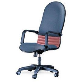 潔保C-01-1TG傾仰+氣壓式 高級防火布 透氣皮辦公椅 -PP扶手 / 張