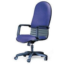潔保 C-01-2TG 傾仰+氣壓式 高級防火布 透氣皮辦公椅 -PP扶手 / 張