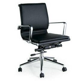 潔保 CP-992 透氣皮中背椅 / 張