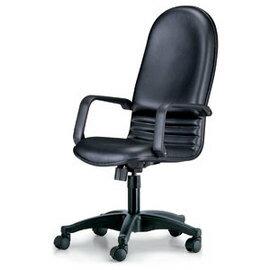 潔保 CPC-01PTG 傾仰+氣壓式 高級防火布 透氣皮辦公椅系列-PU扶手 / 張