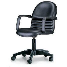 潔保 CPC-02PG 氣壓式 高級防火布 透氣皮辦公椅系列-PU扶手 / 張