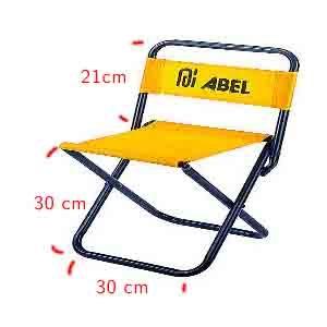 【力大牌】童軍椅 075A靠背椅 # Q60304(顏色隨機出貨) / 張