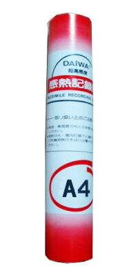 DAIWA  A4傳真紙 216mm ~ 24入   箱