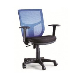 潔保 LV~508 OA辦公網椅   張