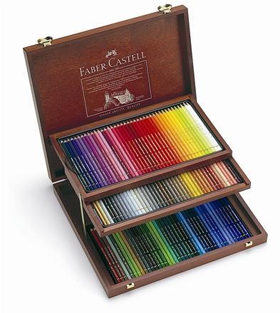 缺貨中 【FABER-CASTELL】輝柏 110013藝術家級油性色鉛筆 120色