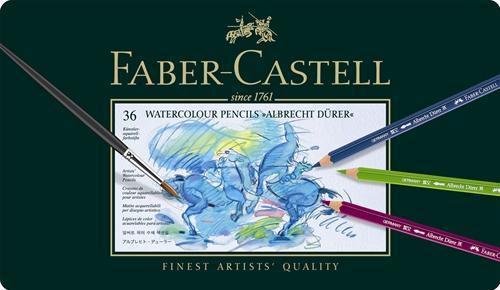 現貨供應中 【FABER-CASTELL】輝柏117536藝術家級水彩色鉛筆 - 36色
