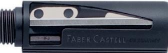 【FABER-CASTELL】輝柏 188664 完美鉛筆配件 - 削鉛筆器