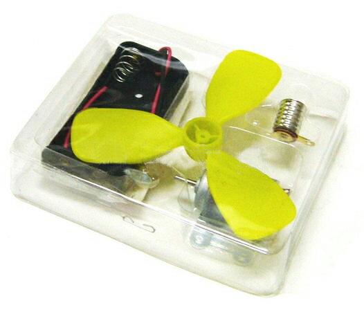 進大 JD-I-43-1 小燈泡小馬達+大風扇 / 個