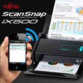 現貨供應!【永昌文具】 隔日配 Fujitsu ScanSnap 新一代 iX500 文件秘書掃描器 / 台