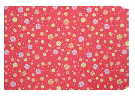 成昌1 號4K幸運草圖案貼心禮物袋(款式隨機出貨)-10張/ 束