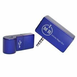 傳揚 3.5mm通用型 FM轉換器 IMB AFM-01 / 個