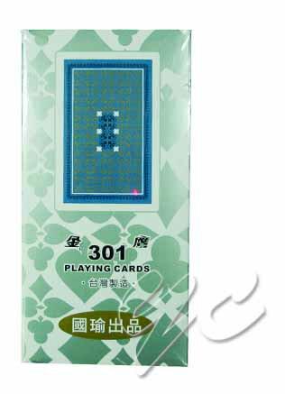 金鷹301撲克牌 24入/ 箱