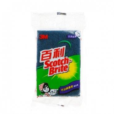 3M  520T  百利不沾鍋專用菜瓜布 / 包