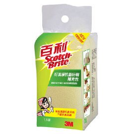 3M 888-10 百利好潔淨抗菌杯刷補充包 / 包