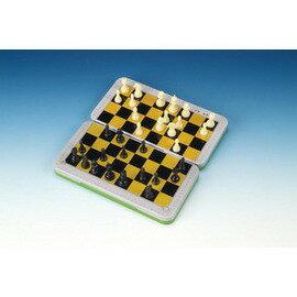 進大 JD-H38 磁鐵西洋棋(折疊式彩色鐵盒) / 盒
