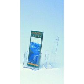 迪多deflect-o 77501 單層高背目錄架-1/3 A4 / 個