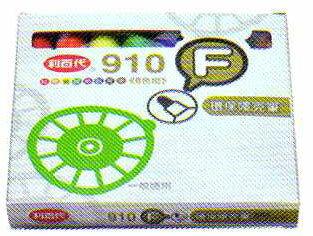 利百代 910F 中圓尖環保嘜克筆~8色組  盒