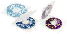 W.I.P  NC026 可放兩片 CD保存盒 -10入  包