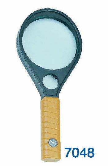 歐菲士   7048  網拍型放大鏡-中 / 支