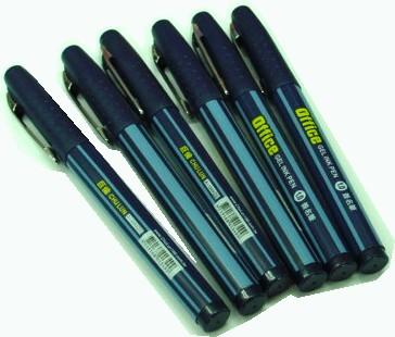 巨倫A-1350超大油墨中性簽名筆(黑色)(1.0mm) / 支
