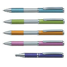 【ZEBRA】 粉彩色系BP-115 伸縮桿原子筆/支