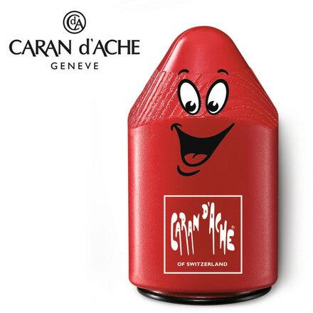 CARAN d  ^#27 ACHE 瑞士卡達 微笑雙孔筆削  個