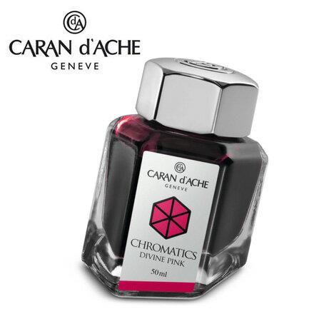CARAN d #x27 ACHE 瑞士卡達 Chromatics 色彩墨水. 神秘桃紅
