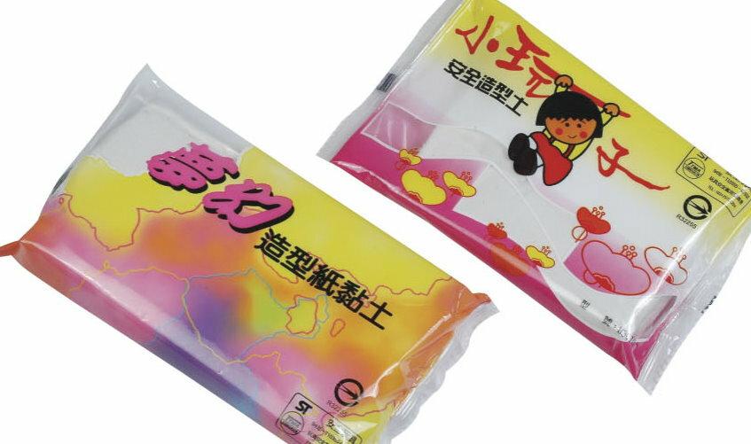 【巨倫】A-W5021 夢幻紙黏土