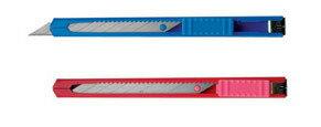 筆樂 Penrote KC20 30度鐵柄美工刀(顏色隨機出貨)-24支 / 盒