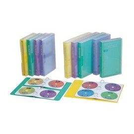~連勤~LC~448 PP四孔48入CD保存夾附外盒  個