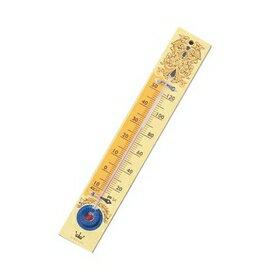 【徠福】 NO.2470 木製溫度計