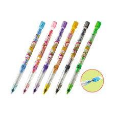 筆樂 Penrote PB6568 PINPIN學齡前三角自動鉛筆(顏色隨機出貨)-48支入 / 盒