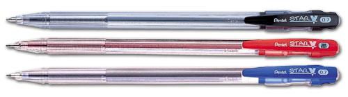 【Pentel飛龍】BK66  0.7mm 油性原子筆